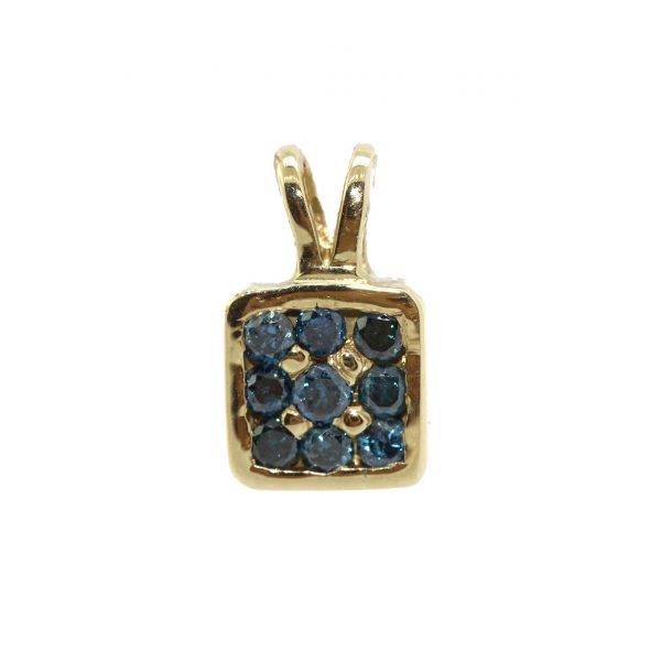 Diamond Gold Pendant