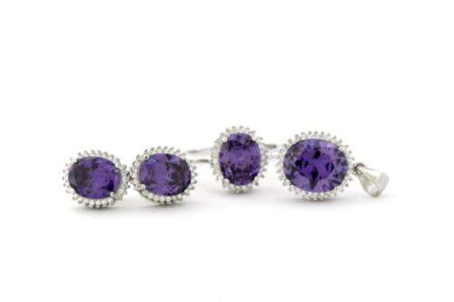 Levount Jewelry - Amethyst