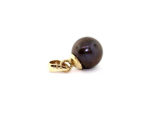 Pearl Gold Pendant