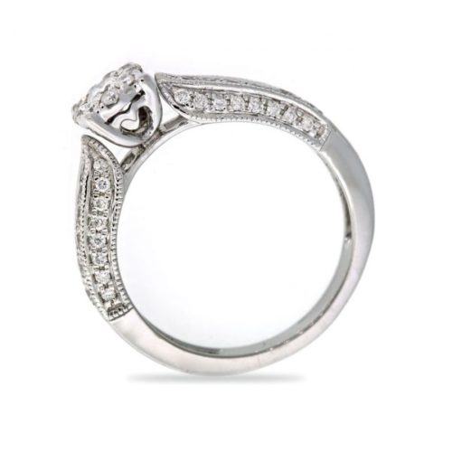Diamond gold ring 0O001A5319_03