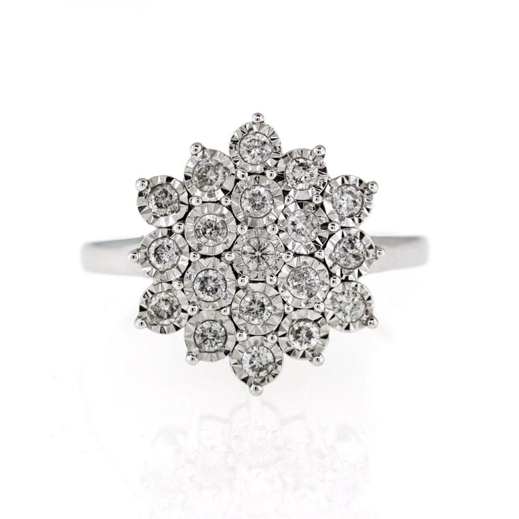 Diamond gold ring 3O001A12444_02