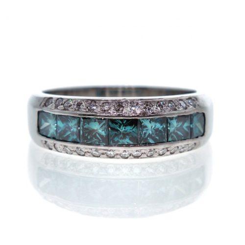 Diamond gold ring 8O001A13999_02