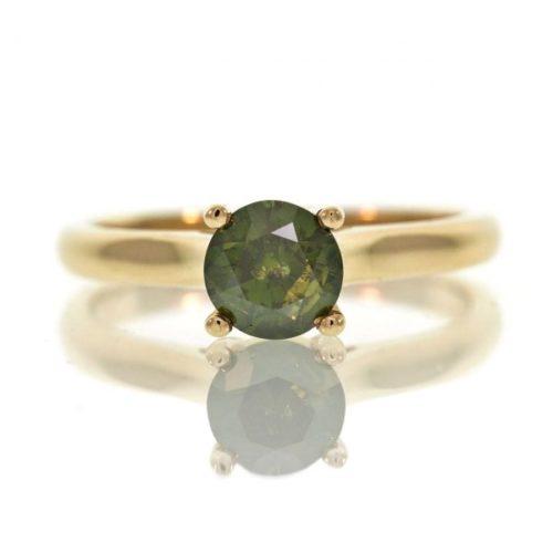 Diamond gold ring 9O001A10334_02