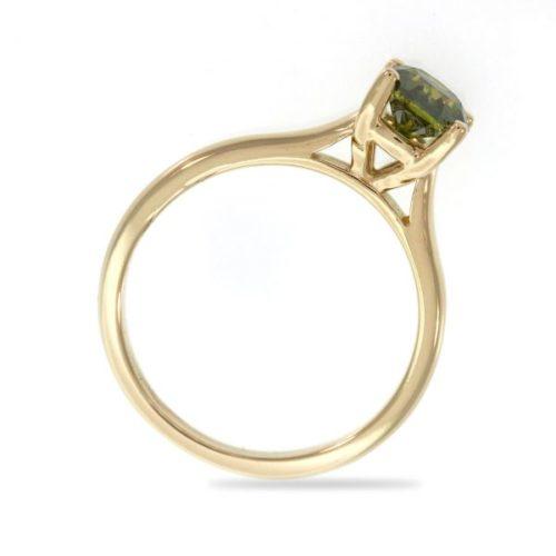 Diamond gold ring 9O001A10334_03