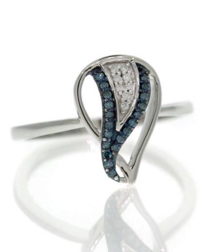 Diamond gold ring UO001A2214_01